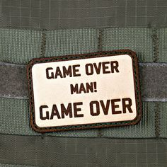 Game Over Man! Morale Patch