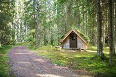 Urnatur, Zweden