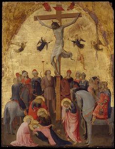 Fra Angelico (Guido di Pietro) | The Crucifixion | The Met