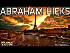 Abraham Hicks - Worry is an Uncondition (2015) - YouTube