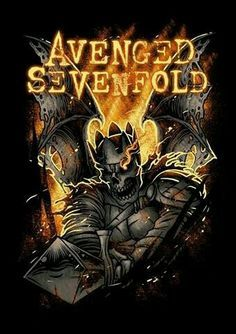 Hail To The King ~ A7X
