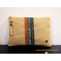 bolso arpillera - Buscar con Google