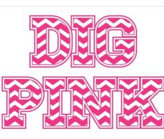 dig pink volleyball shirts | Dig Pink Volleyball