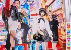tokyo campaign - Google 검색 Runway Fashion, Fashion Models, Fashion Show, Mens Fashion, Fashion Tips, Fashion Design, Fashion Trends, Dolce & Gabbana, Editorial Photography