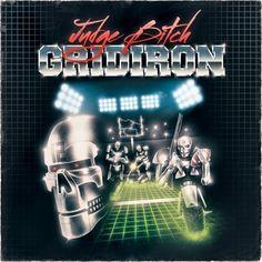 Album cover Judge Bitch Gridiron