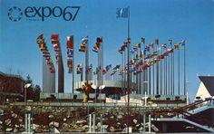 Pavillon des Nations-Unies, Expo 67, Montréal