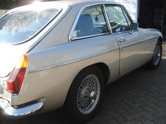 Stunning tax exempt 1972 MGB GT For Sale