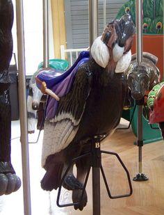 Calgary Zoo  Carousel Works Condor
