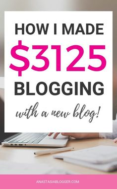 Blog Income report - my blog traffic and income for the first 6 months blogging. Blogging for beginners, learn how you can make money blogging. Is blogging for money a good idea? Start a blog and work from home. #blog #blogger #blogging #makemoney #workfromhome