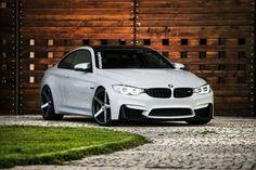 BMW F82 M4 white