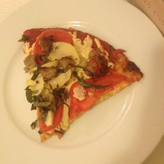 Another believer! Yes, you can find great tasting #vegan #glutenfree pizza.