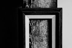 Shadow. Wood. Frame. Utah. Black and white. High Contrast. Photo by Harvey Brand Imagery