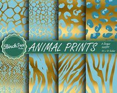 #GoldAnimalSkin, #Clipart, #AnimalPrint, #animalprintpattern, #animalpattern, #goldpattern, #Giraffeskin, #Leopardprint, #leopardskin, #SnakeSkin, #TigerStripes, #tigerskin, #Zebraprint, #zebraskin, #DigitalPaper, #InstantDownload