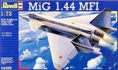 MiG 1.44 MFI 1:72 Revell