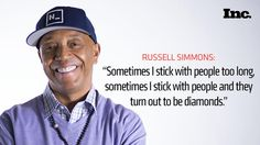 "Russell Simmons: ""I don't give up on people easily"" http://bit.ly/1D5Pgqk"