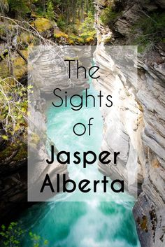 What to see in Jasper, Alberta? Check this amazing images and be inspired to visit the sights in Albert, Canada