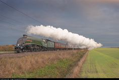 The Tynesider railtour form Newcastle in the north to London in the South Approx 300 miles