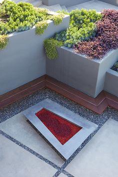 Green Roof Garden Pavilion in Shell Beach, California by Jeffrey Gordon Smith Landscape Architecture