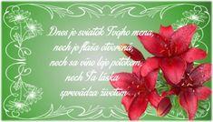 Meninové priania – pre potešenie duše Napkins, Tableware, Plants, Dinnerware, Towels, Dishes, Napkin, Flora, Plant
