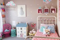 Urbanwalls Blog - The Perfect Girls Room
