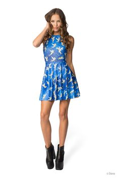 http://blackmilkclothing.com/collections/disney/products/tinker-bell-reversible-skater-dress