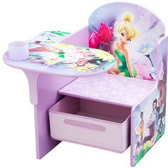 Tinkerbell Recliner with Footstool and Matching Sofa | Princess ...