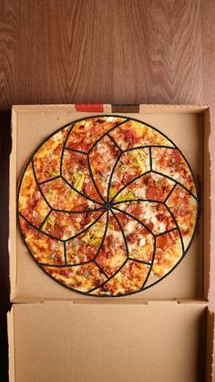Here's the mathematically proven way to cut perfectly equal pizza slices. But maybe you should just order another pie.