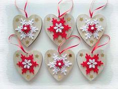Décoration Noël ornement de Noël décoration à suspendre