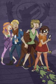 Victorian Scooby-Doo Concept Art by pardoart on DeviantArt Different Drawing Styles, Aarmau Fanart, Scooby Doo Mystery Incorporated, Daphne And Velma, Velma Dinkley, Cartoon Crossovers, Cartoon Shows, Hipsters, Lovers Art