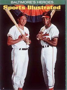 Brooks & Frank Robinson