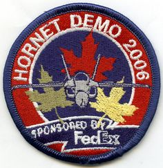 CF-18 Demo (2006) Porsche Logo, Patches, Military, Logos, Art, Art Background, Logo, Kunst, Performing Arts
