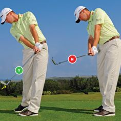 Get over it! Don't fall back while hitting the ball.