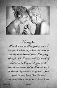 Loving Quotes About Daughters Gallery: The Potrait Of The Mother With Her Daughter With Beautiful Quote About Loving Daughter