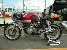 honda xbr500 cafe racer - Google Search