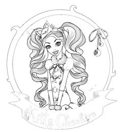 avea trotter coloring pages - photo#23