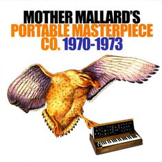 """Currently streaming for THIS MONTH ONLY: """"Easter"""" by David Borden / Mother Mallard's Portable Masterpiece Co.!"""