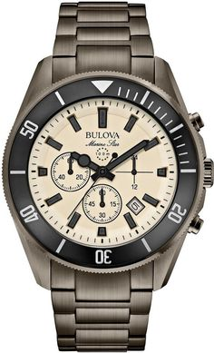 Search results for: 'products watches bulova marine star' Fine Watches, Cool Watches, Bulova Marine Star, Bulova Mens Watches, Brand Name Watches, Casual Watches, Luxury Watches For Men, Watch Sale, Stainless Steel Bracelet