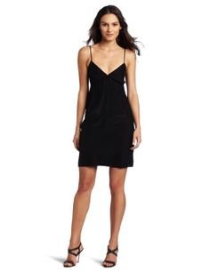 $140 Amazon.com: Twelfth St. by Cynthia Vincent Women's Classic Slip Dress: Clothing