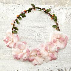 Charming Imitation Pearls/Artificial Silk/Foam Flowers & Feathers/Headbands (042068926)