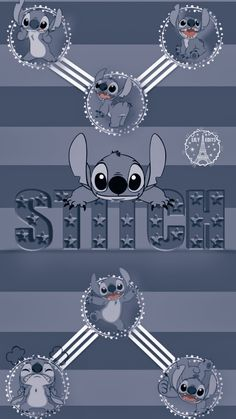 Iphone Wallpaper Quotes Funny, Cute Pokemon Wallpaper, Disney Phone Wallpaper, Cartoon Wallpaper Iphone, Iphone Wallpaper Tumblr Aesthetic, Cute Cartoon Wallpapers, Lilo And Stitch Drawings, Lilo And Stitch Quotes, Disney Collage