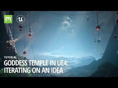 Goddess Temple in UE4: Iterating on an idea - YouTube