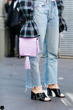 Kenzo by Claire Guillon - CGstreetstyle