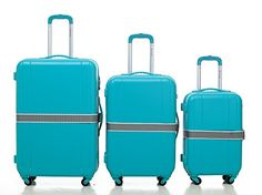 Luggage Sets Collections   Longcraftsman Travel Luggage PC8011 4 Wheel Cabin Trolley Set2024 * Click on the image for additional details.(It is Amazon affiliate link) #la