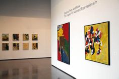 Gesture Then and Now: The Legacy of Abstract Expressionism at David Richard Gallery