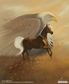 Eagle is so beautiful.