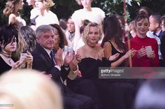 SoKo, Sidney Toledano, Diane Kruger, Charlotte Le Bon and Louise Bourgoin attend the Christian Dior Haute Couture Spring Summer 2017 show as part of Paris Fashion Week at Musee Rodin on January 23, 2017 in Paris, France.