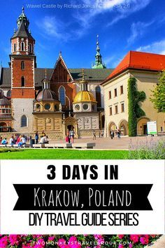 3 Days in Krakow, Poland – DIY Travel Guide Series. Going there!