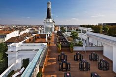 Madrid's best rooftop bars | Mr. & Mrs. Smith