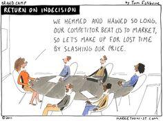 return on indecision