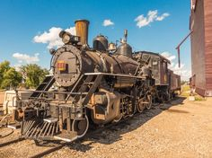 Today we'll be looking at a vintage steam locomotive. Located in Stettler Alberta, this near century old machine, number #41, is still hard ...